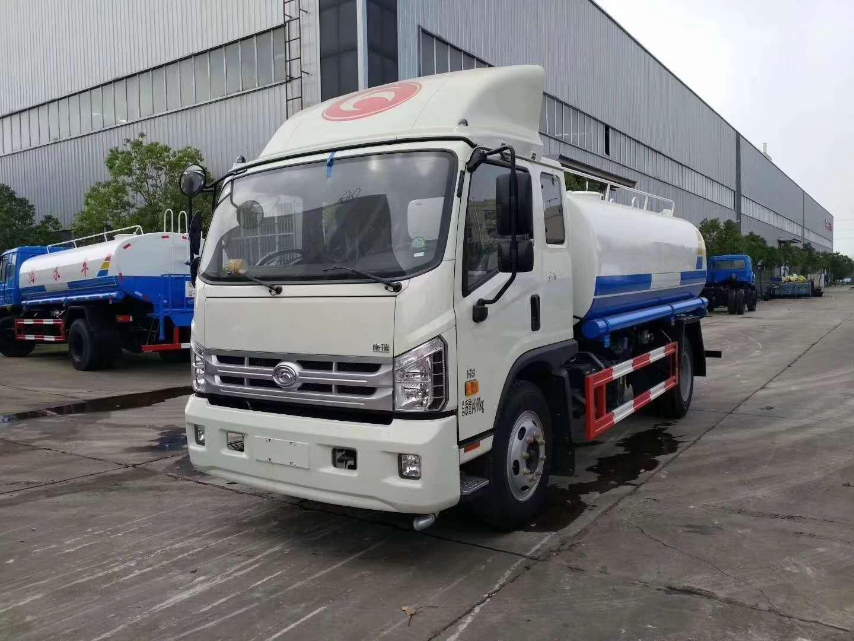 福田康瑞10噸灑水車