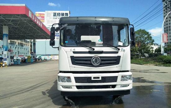 东风15吨抑尘车