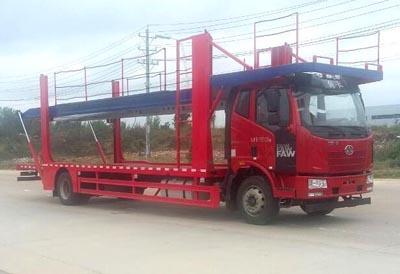 程力威牌CLW5160TCLC5型車輛運輸車
