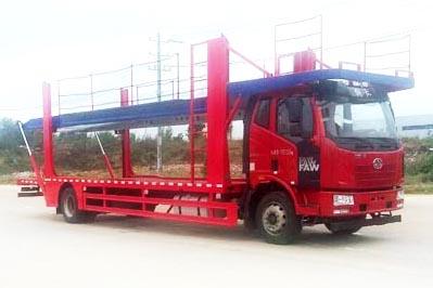 解放J6L單橋轎運車