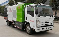 国五庆铃五十铃600P吸尘车怎样延长吸尘车的使用寿命
