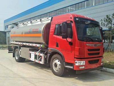 解放龙V 14吨加油车