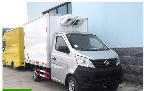 长安2.7米小型冷藏车