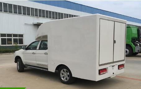江淮皮卡2米冷藏车