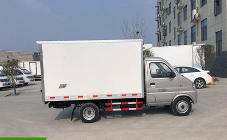 长安2.7米小型冷藏车图片
