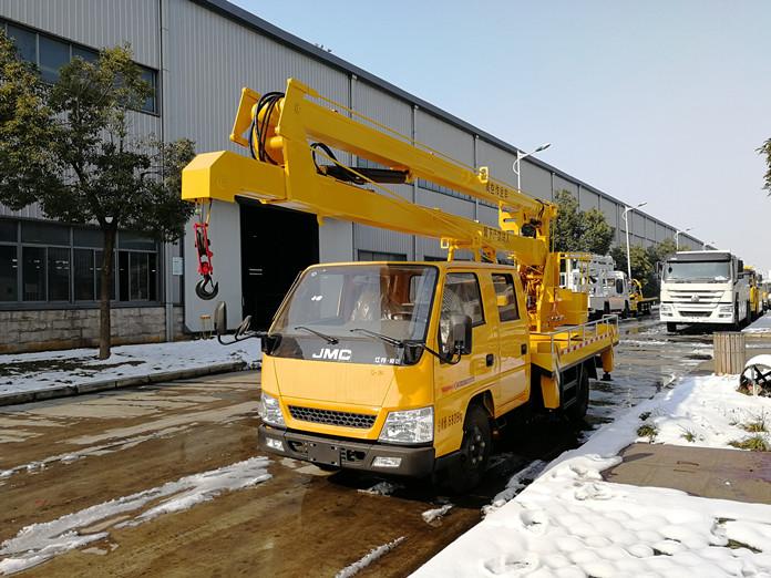 江铃16米高空作业车2