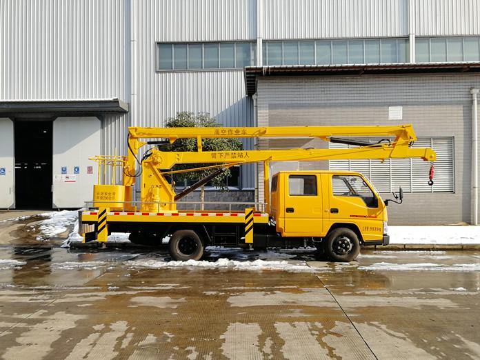 江铃16米高空作业车3
