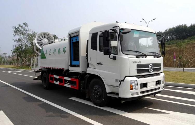 東風專用12噸抑塵車