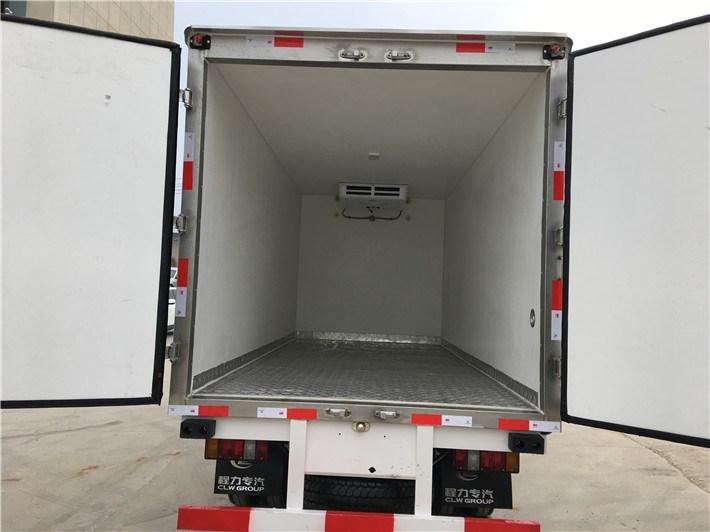 (厢长4.2米)江铃顺达冷藏车