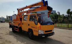 广东珠海江铃12米高空作业车配置价格表