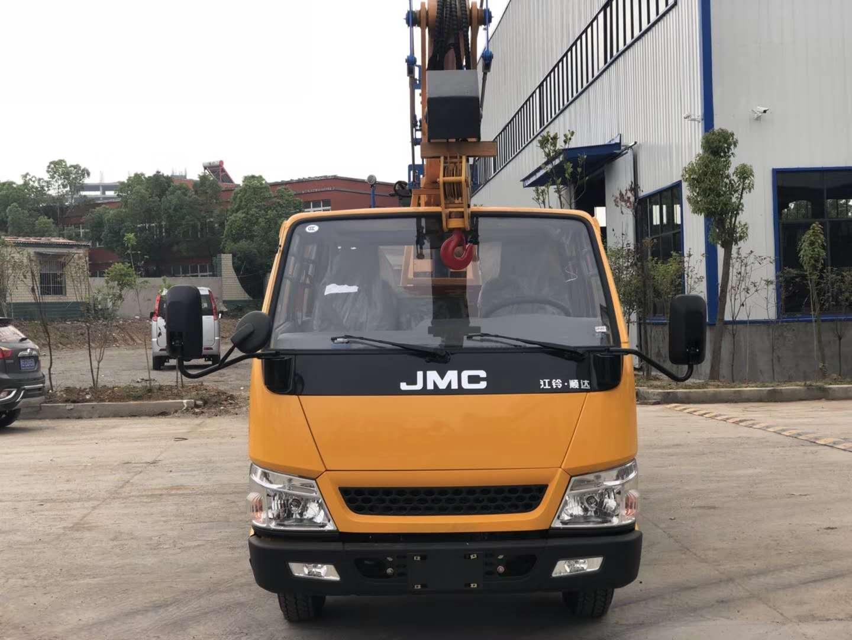 江铃12米高空作业车2
