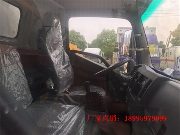 江淮帅铃3.5吨爆破器材运输车