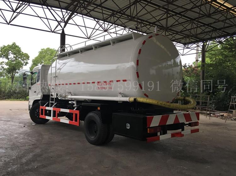东风天锦18方散装水泥车