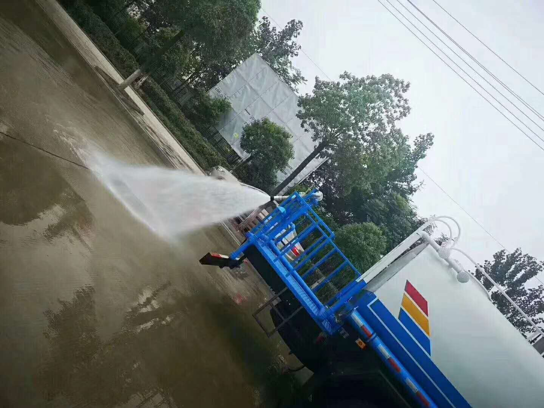 东风10吨洒水车多利卡D9,大量现车,欲购从速!!