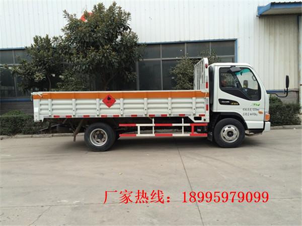 江淮駿鈴5噸(4米2)氣瓶運輸車