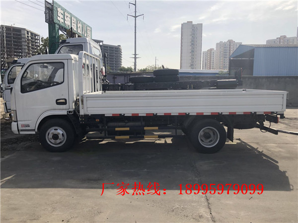 江铃新顺达3吨气瓶运输车