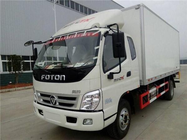 福田奧鈴5噸醫療廢料運輸車