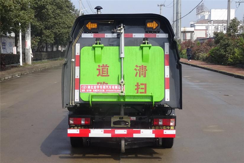 福田长安扫路车  (10)