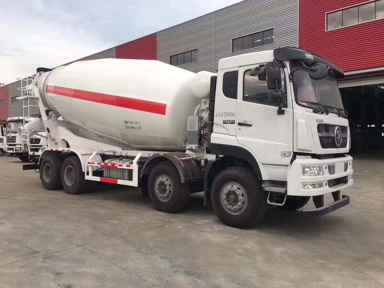 中国重汽斯太尔18方水泥搅拌车