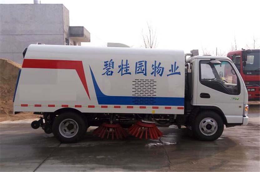 江淮康铃扫路车 (3)
