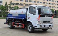 东风5-8吨绿化喷洒车厂家价格仅售5万起