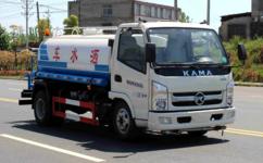 凯马2.4吨洒水车 蓝牌洒水车价格