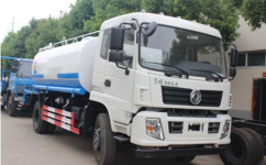 东风专底12吨绿化洒水车工地洒水车