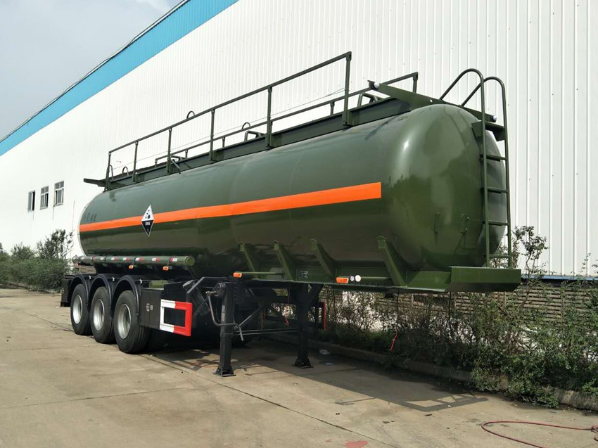 28立方磷酸罐車
