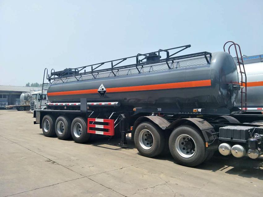 19.8立方浓硫酸运输车