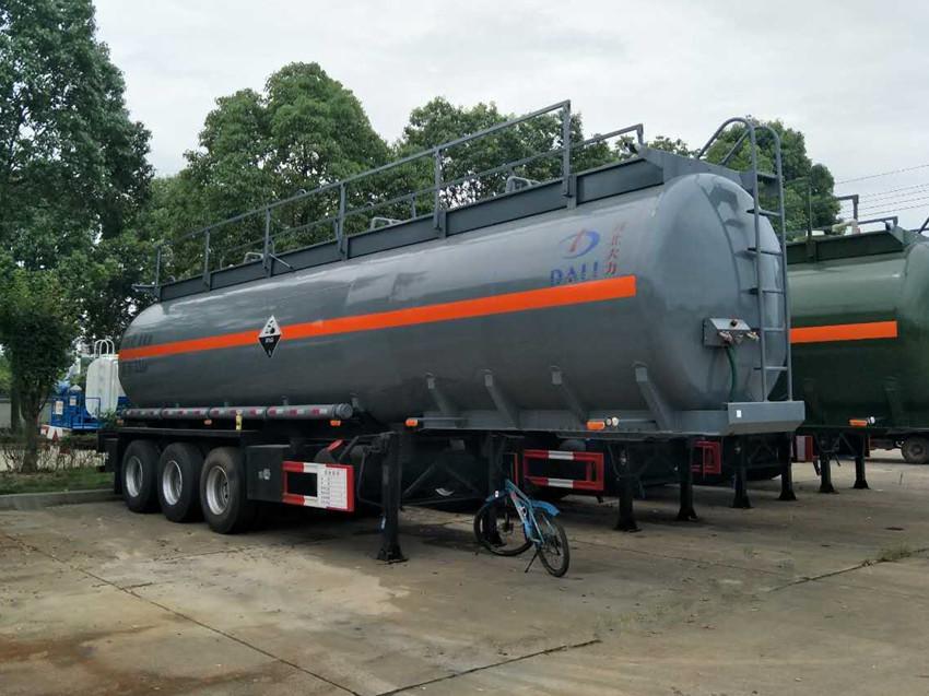 33.6m³半挂盐酸运输车