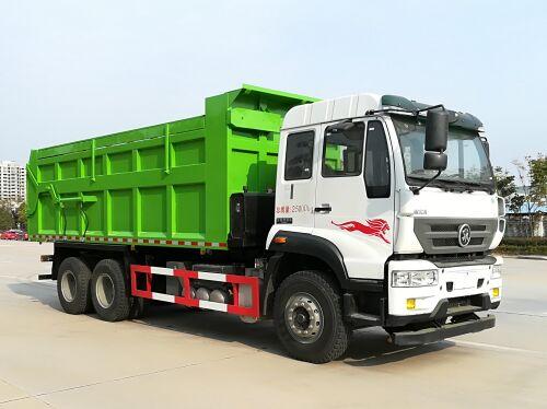 LNG垃圾车图片