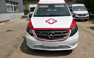 奔馳威霆救護車圖片