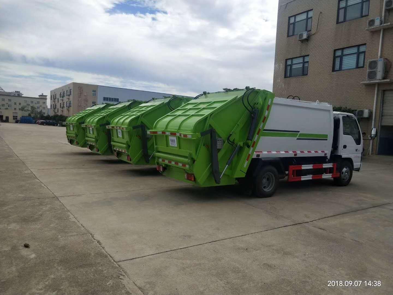东风12方压缩垃圾车多少钱