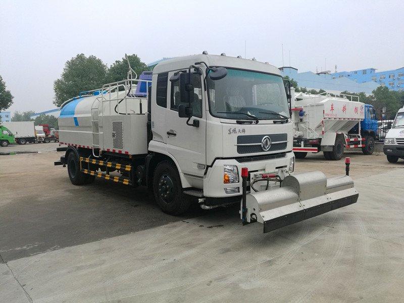 中联重科洒水车质量
