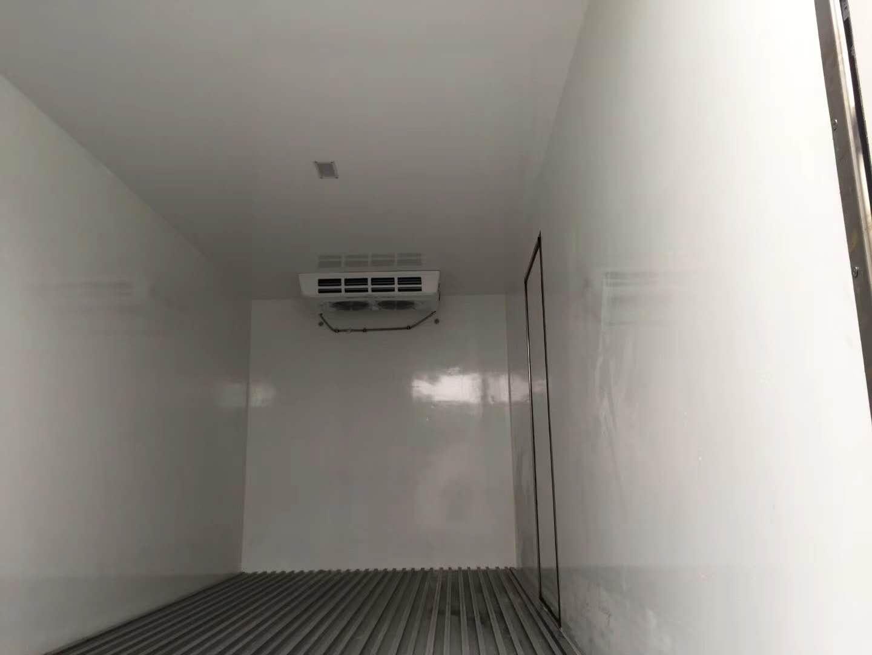 江淮4米2 8吨冷藏车新工艺介绍