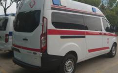全顺V362救护车有柴油型和汽油型的区别