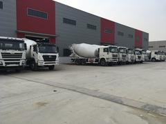 搅拌车安全终于泰山,如何让混凝土搅拌车在运输过程中安全行驶!