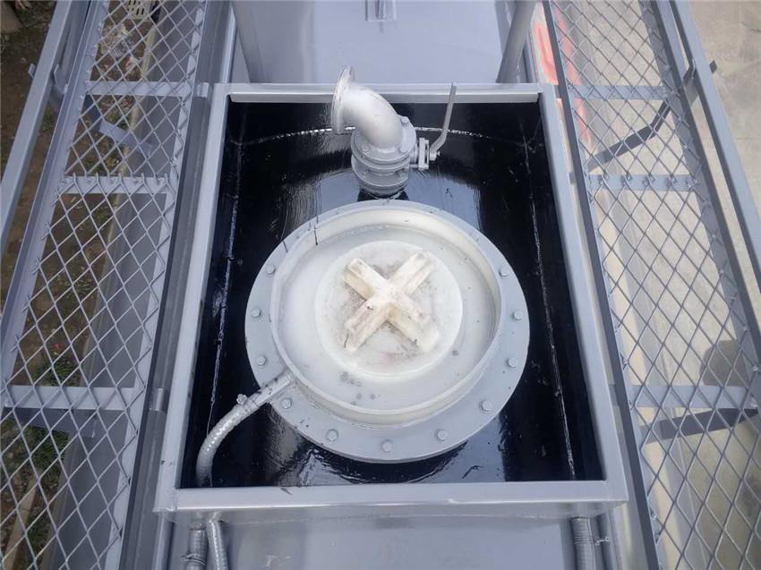 27.6m³半挂盐酸运输车/衬塑罐