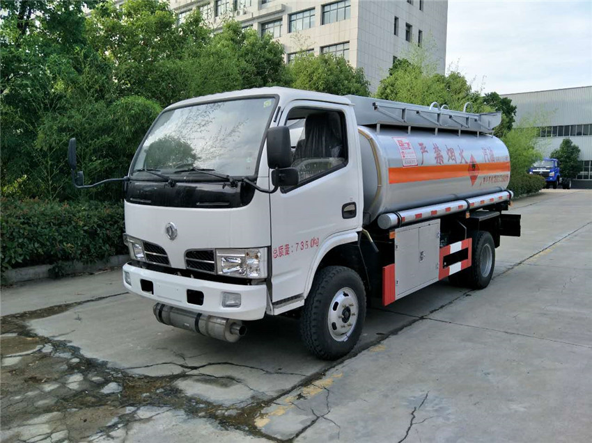 东风福瑞卡5吨加油车(国五)