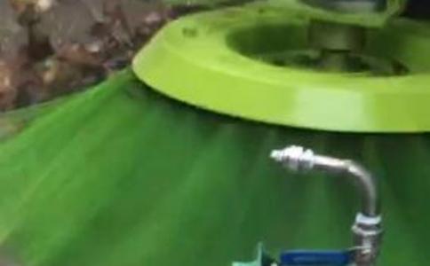 程力洗掃車效果視頻