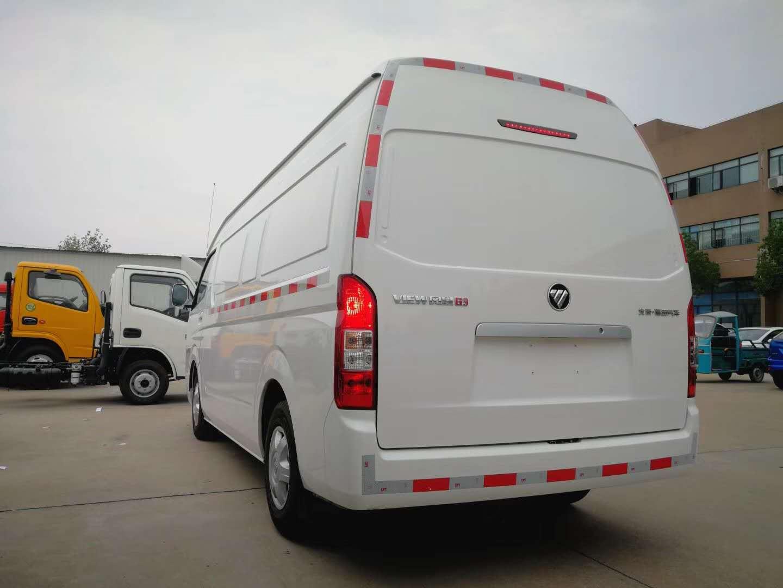 福田G7大哥福田G9汽油版医药冷藏车图片