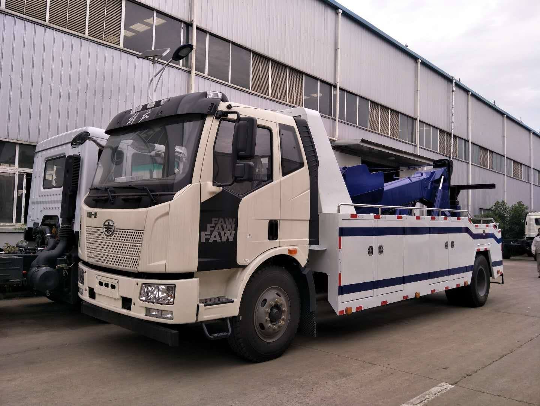 12吨重型道路清障车 (13)