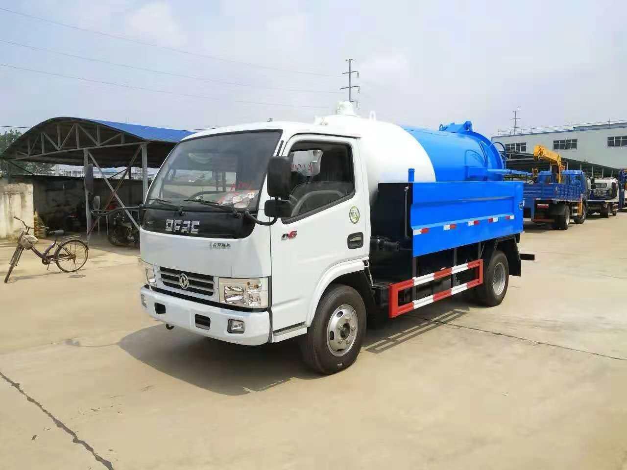 东风D6清洗吸污车 (4)