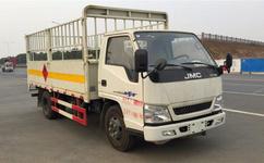 2018年国五江铃顺达3吨气瓶运输车厂家直销