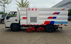 东风5吨扫路车 小型道路清扫车价格厂家直销