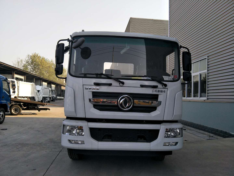 12噸東風清障車D9重型拖車高清圖片圖片