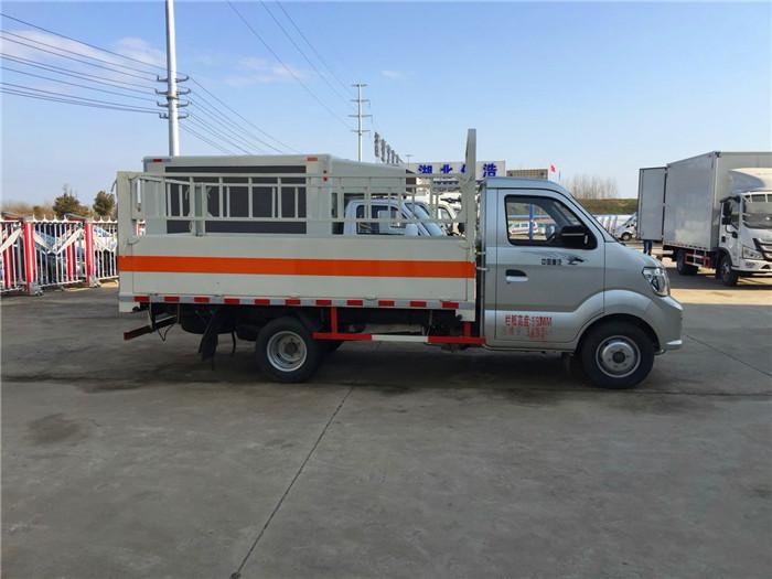 王牌3米4钢瓶运输车