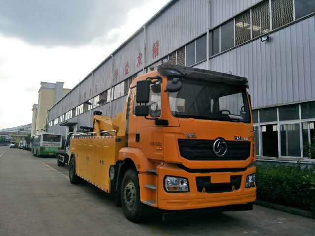 16吨解放J6清障车和16吨陕汽德龙清障车哪个更好?