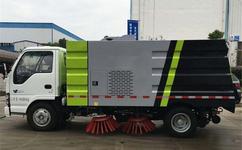 五十铃扫路车价格 5吨扫路车厂家直降8000~10000元