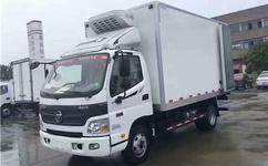 鲜活鱼运输车-海鲜运输车-海鲜运输车-湖北俊浩冷藏车厂家